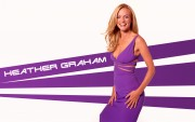 Heather Graham : Hot Wallpapers x 25  54f43f505352362