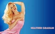 Heather Graham : Hot Wallpapers x 25  632159505352469