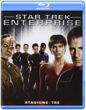 Star Trek: Enterprise - Stagione 3 (2004) [6-Blu-Ray] Full Blu-Ray 258Gb AVC ITA ENG DTS-HD MA 5.1