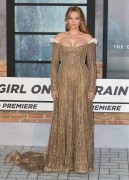 Haley Bennett -                   ''The Girl On The Train'' Premiere London September 20th 2016.