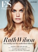Ruth Wilson -                    Evening Standard Magazine September 2016.
