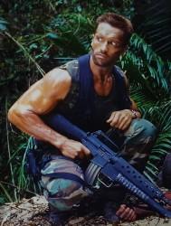 Хищник / Predator (Арнольд Шварценеггер / Arnold Schwarzenegger, 1987) 5dda90506383963