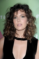 Mandy Moore - Hearst Launches HearstLive, a Multimedia News Installation in NYC 9/27/16