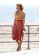 Kate Winslet -              Untitled Woody Allen Movie Set New York City September 28th 2016.