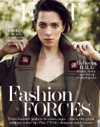 Rebecca Hall -                          The Edit Magazine September 2016.