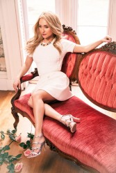 Hayden Panettiere - Jim Wright Photoshoot For Belk 2014