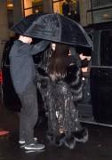 Kim Kardashian - Out for dinner in Paris 9/30/16