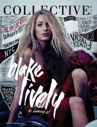 Blake Lively -                Collective Hub Magazine October 2016.