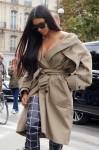 Kim Kardashian - Out in Paris 10/2/16