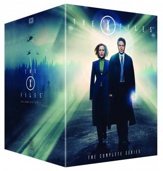 X-Files - Stagioni 01-09 (1993–2002) [Completa] DVD9x53+DVD5x1 Copia 1.1 ITA/ENG Multi