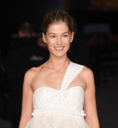Rosamund Pike -                  ''A United Kingdom'' Opening Night Gala London October 5th 2016.