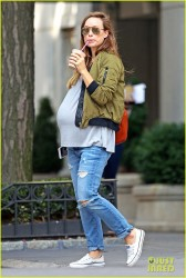 Olivia Wilde - Out in NYC 10/6/16