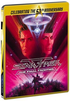 Star Trek V - L'ultima frontiera (1989) Full Blu-Ray 42Gb AVC ITA DD 5.1 ENG TrueHD 7.1 MULTI