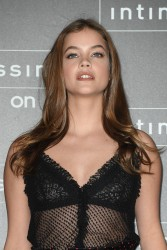 Barbara Palvin - Intimissimi On Ice in Verona, Italy 10/7/16