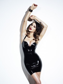 Helen Flanagan - Coronation Street Shoot