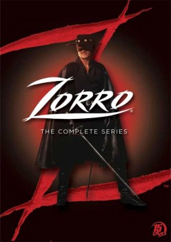 Zorro - Stagione 4 (1993) [Completa] .avi DVDMux MP3 ITA-ENG