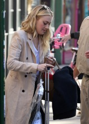 Dakota Fanning - Out in NYC 10/12/16