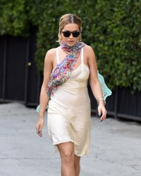 Rita Ora - Going to a studio in LA 10/12/16