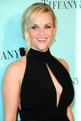 Reese Witherspoon - Tiffany and Co. Celebrates the Unveiling of Its Renovated Beverly Hills Store 10/13/16