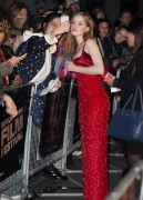 Ellie Bamber -                 ''Nocturnal Animals'' Premiere London October 14th 2016.