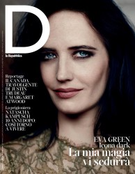 Eva Green -             D Magazine (Italy) October 2016.