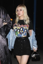 Nicola Peltz - At Delilah Club in West Hollywood 10/14/16