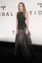 Danielle Bradbery attends TIDAL X: 1015 10/15/16