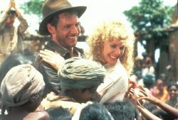 Индиана Джонс и храм судьбы / Indiana Jones and the Temple of Doom (Харрисон Форд, Кейт Кэпшоу, 1984) 45b774509893574