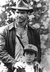 Индиана Джонс и храм судьбы / Indiana Jones and the Temple of Doom (Харрисон Форд, Кейт Кэпшоу, 1984) 638fb9509893437