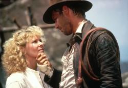 Индиана Джонс и храм судьбы / Indiana Jones and the Temple of Doom (Харрисон Форд, Кейт Кэпшоу, 1984) 8beeee509893532
