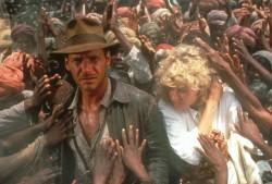 Индиана Джонс и храм судьбы / Indiana Jones and the Temple of Doom (Харрисон Форд, Кейт Кэпшоу, 1984) A5f38d509893568
