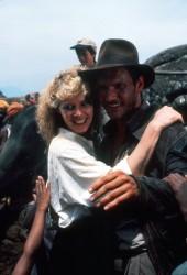 Индиана Джонс и храм судьбы / Indiana Jones and the Temple of Doom (Харрисон Форд, Кейт Кэпшоу, 1984) B839f3509894206