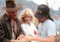 Индиана Джонс и храм судьбы / Indiana Jones and the Temple of Doom (Харрисон Форд, Кейт Кэпшоу, 1984) C8f71f509894034
