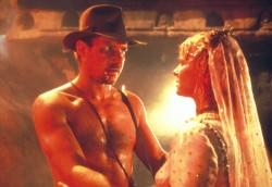 Индиана Джонс и храм судьбы / Indiana Jones and the Temple of Doom (Харрисон Форд, Кейт Кэпшоу, 1984) F90a67509893582