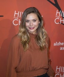 Elizabeth Olsen - Hilarity for Charity 5th Annual Los Angeles Variety Show 10/15/16