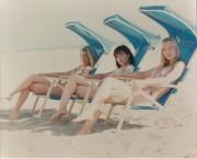 Jennie Garth, Shannen Doherty & Tori Spelling | Beverly Hills 90210 | 1 bikini scan