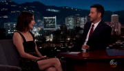 Cobie Smulders @ Jimmy Kimmel Live | October 17 2016