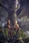 Парк Юрского периода / Jurassic Park (Сэм Нил, Джефф Голдблюм, Лора Дерн, 1993)  887f4d510426147