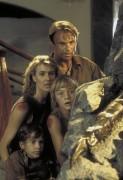 Парк Юрского периода / Jurassic Park (Сэм Нил, Джефф Голдблюм, Лора Дерн, 1993)  A0955b510425929