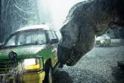 Парк Юрского периода / Jurassic Park (Сэм Нил, Джефф Голдблюм, Лора Дерн, 1993)  Fba991510425506