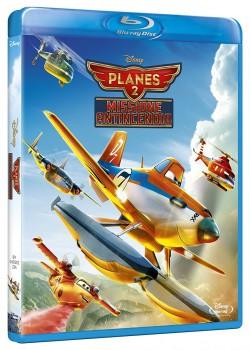 Planes 2 - Missione antincendio (2014) Full Blu-Ray 32Gb AVC ITA DTS 5.1 ENG GER DTS-HD MA 7.1