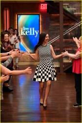 Victoria Justice - Live! With Kelly in New York City 10/18/16