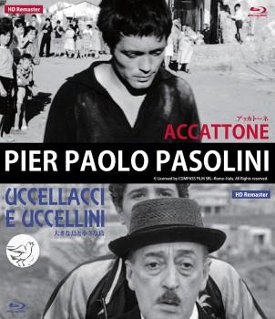 Accattone (1961) Uccellacci e uccellini (1966) [2in1] Full Blu-Ray 41Gb AVC ITA LPCM 2.0