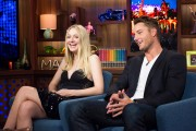 Dakota Fanning @ Watch what happens LIVE | October 19 | 2 pics