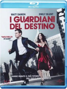 I guardiani del destino (2011) Full Blu-Ray VC-1 ITA DTS 5.1 ENG DTS-HD MA 5.1 MULTI