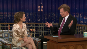 Keri Russell @ Late Night with Conan O'Brien | December 8 2008 | ReUp