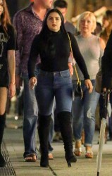 Ariel Winter Out in New York City - 10/21/16