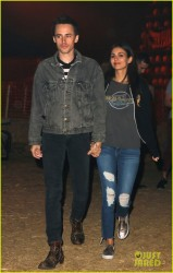 Victoria Justice - Los Angeles Haunted Hayride - October 21, 2016
