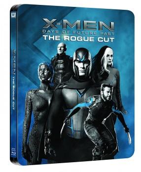 X-Men - Giorni di un futuro passato (2014) [Rogue Cut] Full Blu-Ray 42Gb AVC ITA DTS 5.1 ENG DTS-HD MA 7.1
