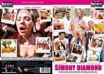 Simony Diamond - Porno Giganten (Stiff Anger, SinDrive) (2015)  720p